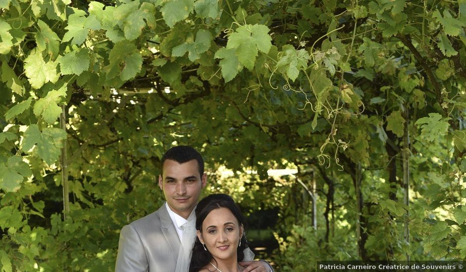 Le mariage de François et Aurélie à Villeparisis, Seine-et-Marne
