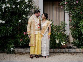 Le mariage de Carine et Arnaud