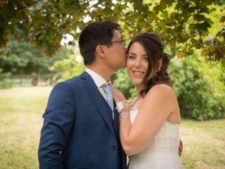Le mariage de Murielle et Hervé