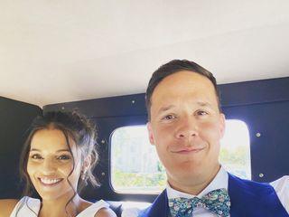 Le mariage de Zakia et Julien 2