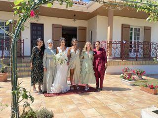 Le mariage de Zakia et Julien 3