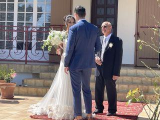 Le mariage de Zakia et Julien