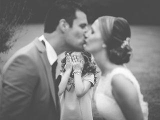 Le mariage de Joanna et Laurent
