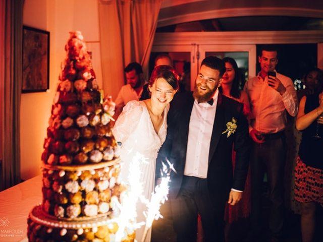 Le mariage de François et Mélanie à Mougins, Alpes-Maritimes 7