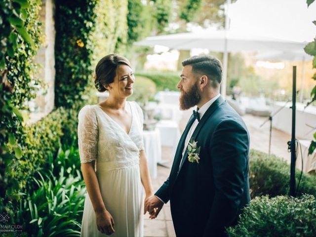 Le mariage de François et Mélanie à Mougins, Alpes-Maritimes 12