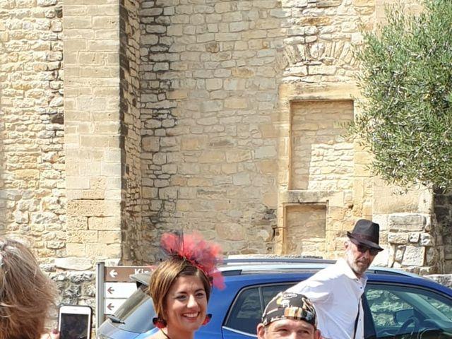 Le mariage de Franck et Laure à Congéniès, Gard 3