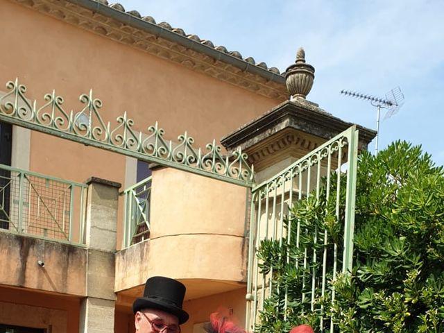 Le mariage de Franck et Laure à Congéniès, Gard 5