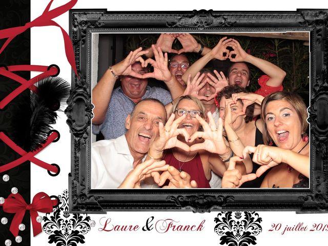Le mariage de Franck et Laure à Congéniès, Gard 1