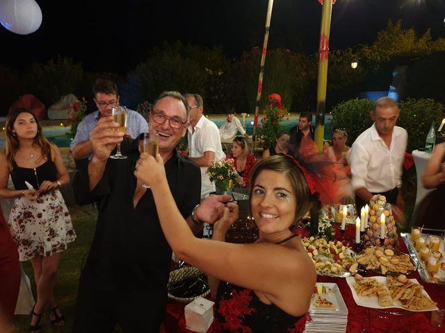 Le mariage de Franck et Laure à Congéniès, Gard 9