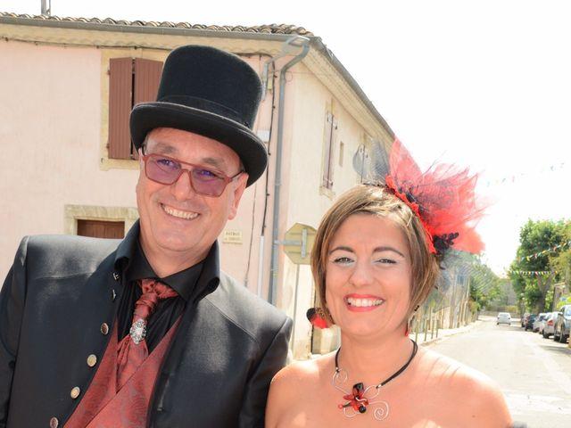 Le mariage de Franck et Laure à Congéniès, Gard 12