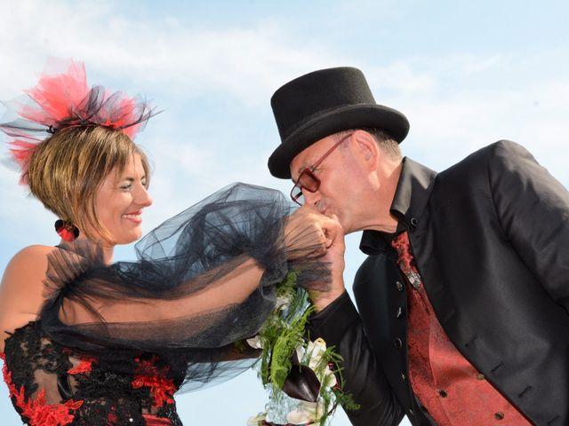 Le mariage de Franck et Laure à Congéniès, Gard 2