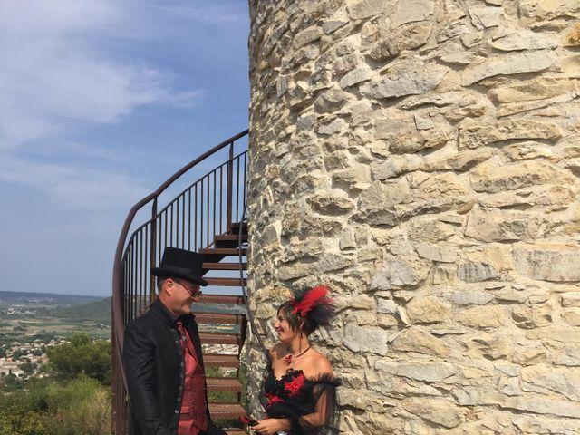 Le mariage de Franck et Laure à Congéniès, Gard 14