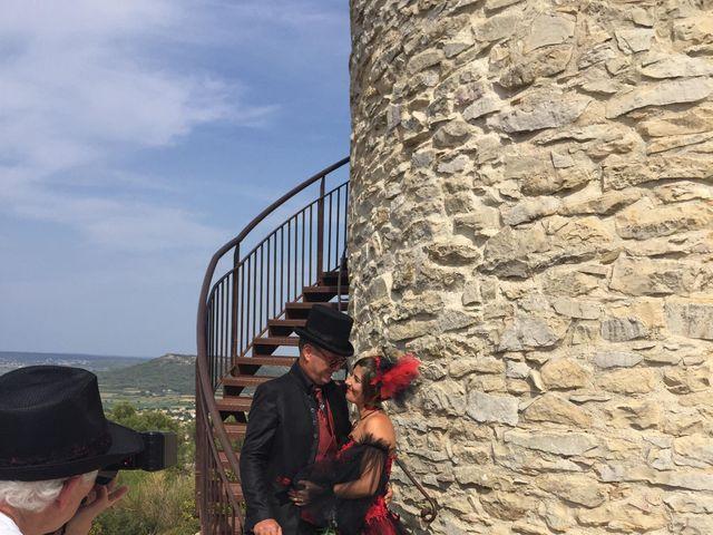 Le mariage de Franck et Laure à Congéniès, Gard 15