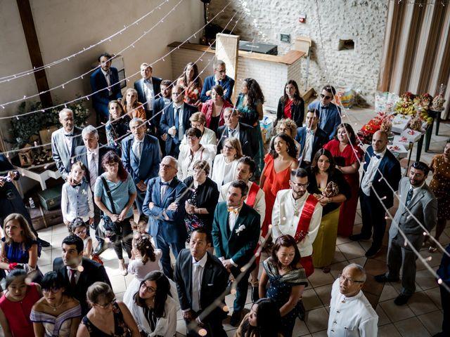 Le mariage de Arnaud et Carine à Étréchy, Essonne 38