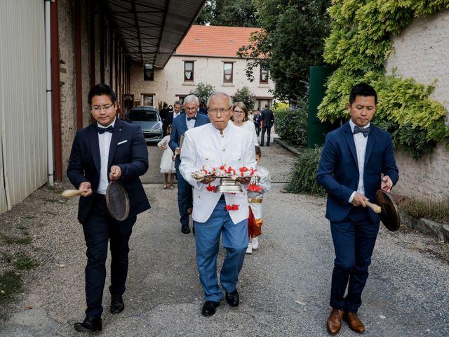 Le mariage de Arnaud et Carine à Étréchy, Essonne 41