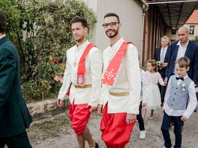 Le mariage de Arnaud et Carine à Étréchy, Essonne 42