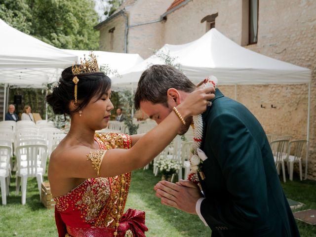 Le mariage de Arnaud et Carine à Étréchy, Essonne 49