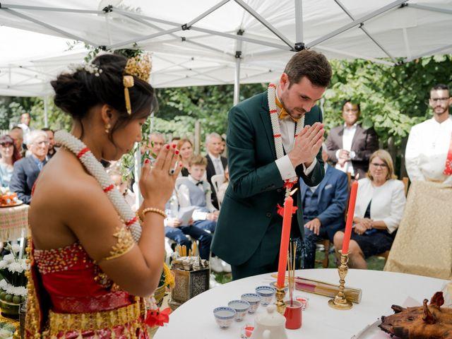 Le mariage de Arnaud et Carine à Étréchy, Essonne 59