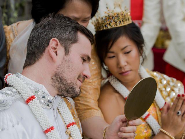 Le mariage de Arnaud et Carine à Étréchy, Essonne 89