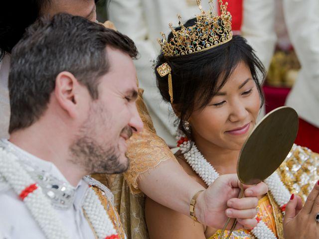 Le mariage de Arnaud et Carine à Étréchy, Essonne 90