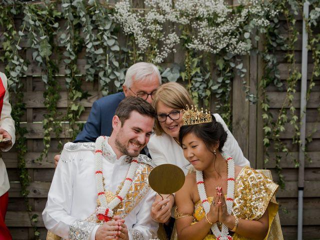 Le mariage de Arnaud et Carine à Étréchy, Essonne 92