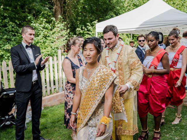 Le mariage de Arnaud et Carine à Étréchy, Essonne 115