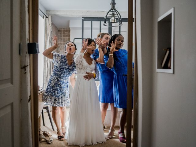 Le mariage de Arnaud et Carine à Étréchy, Essonne 122