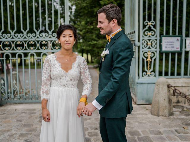 Le mariage de Arnaud et Carine à Étréchy, Essonne 141