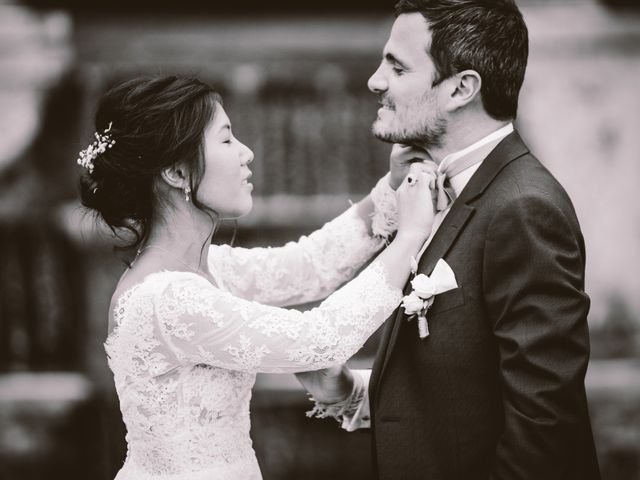 Le mariage de Arnaud et Carine à Étréchy, Essonne 151