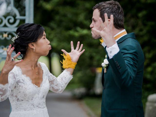 Le mariage de Arnaud et Carine à Étréchy, Essonne 157
