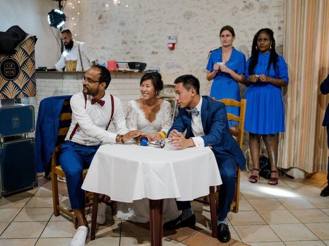 Le mariage de Arnaud et Carine à Étréchy, Essonne 165