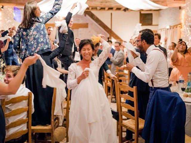 Le mariage de Arnaud et Carine à Étréchy, Essonne 169