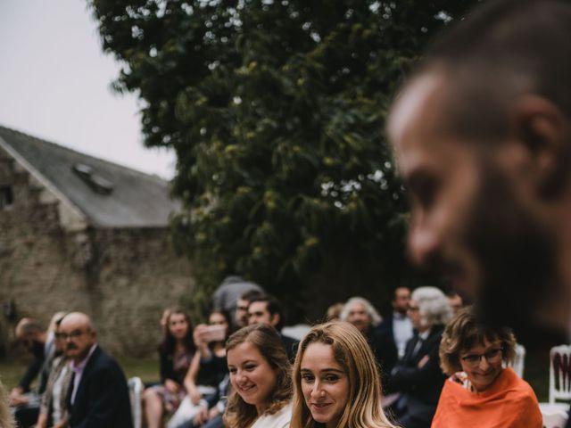 Le mariage de Guillaume et Hélène à Loctudy, Finistère 73