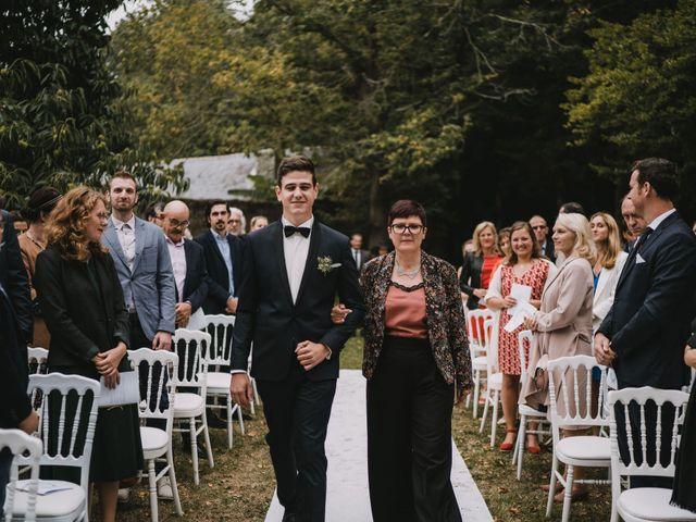 Le mariage de Guillaume et Hélène à Loctudy, Finistère 76