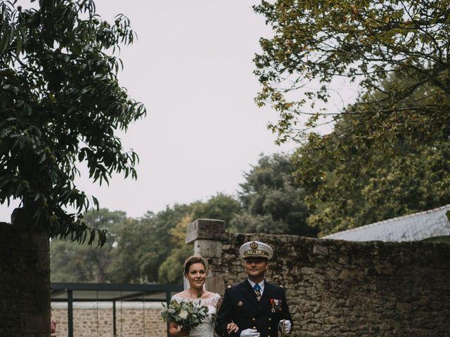 Le mariage de Guillaume et Hélène à Loctudy, Finistère 79