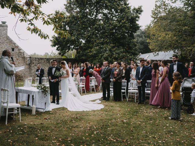 Le mariage de Guillaume et Hélène à Loctudy, Finistère 84