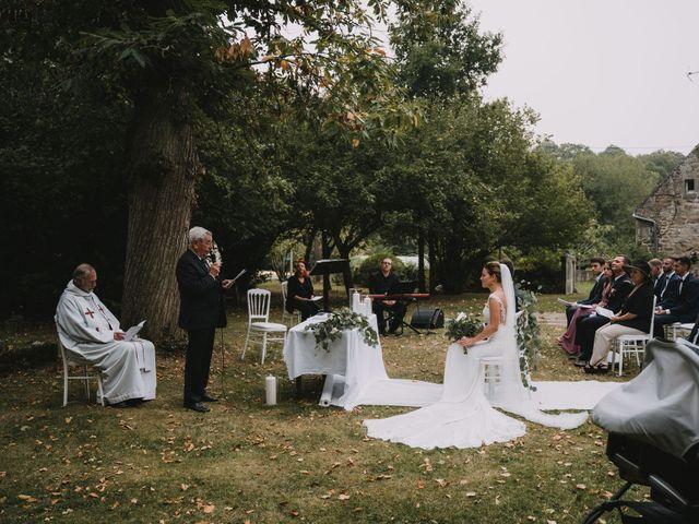 Le mariage de Guillaume et Hélène à Loctudy, Finistère 104