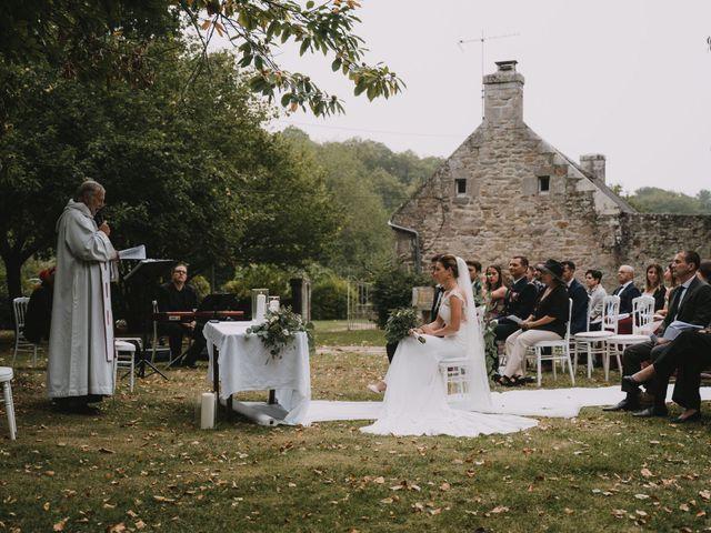 Le mariage de Guillaume et Hélène à Loctudy, Finistère 108