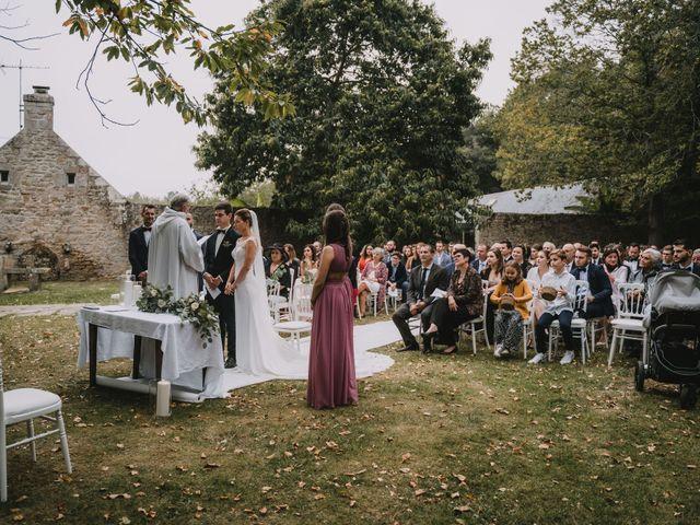 Le mariage de Guillaume et Hélène à Loctudy, Finistère 127