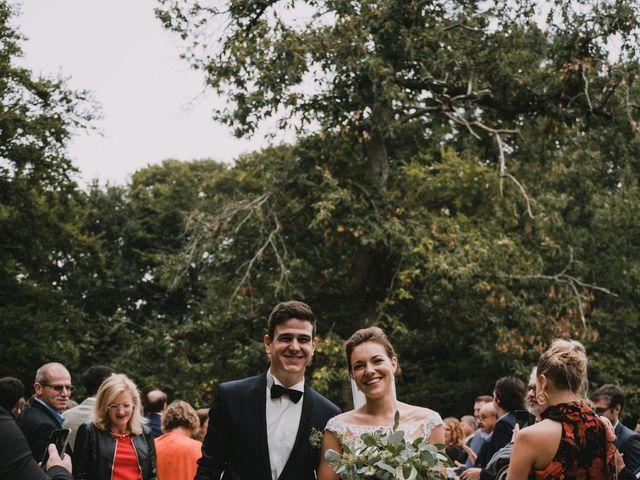 Le mariage de Guillaume et Hélène à Loctudy, Finistère 134