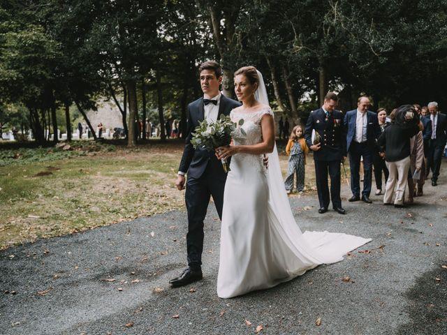 Le mariage de Guillaume et Hélène à Loctudy, Finistère 136