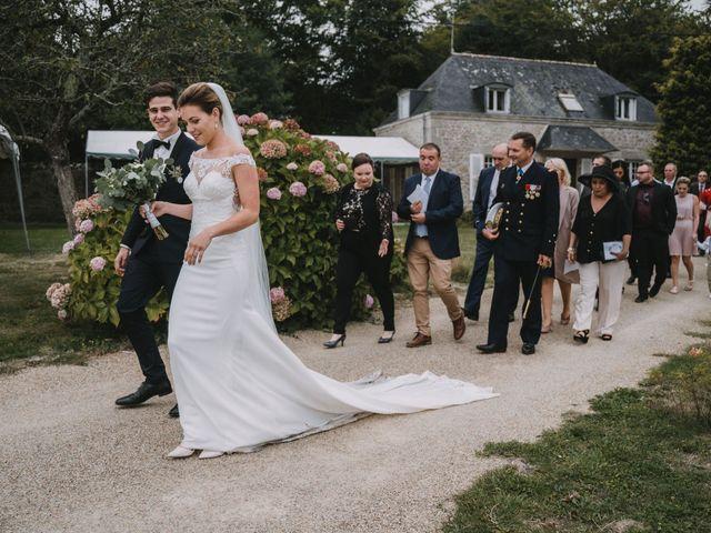 Le mariage de Guillaume et Hélène à Loctudy, Finistère 137