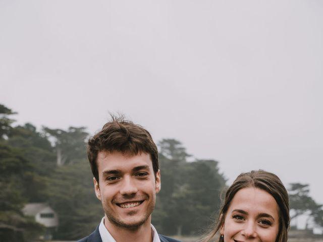 Le mariage de Guillaume et Hélène à Loctudy, Finistère 141