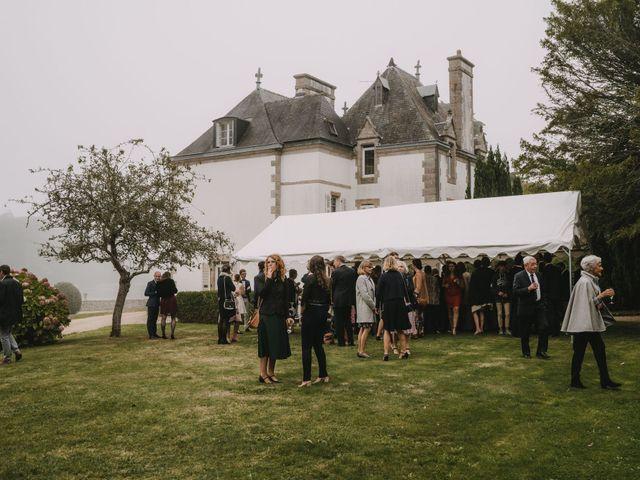 Le mariage de Guillaume et Hélène à Loctudy, Finistère 154
