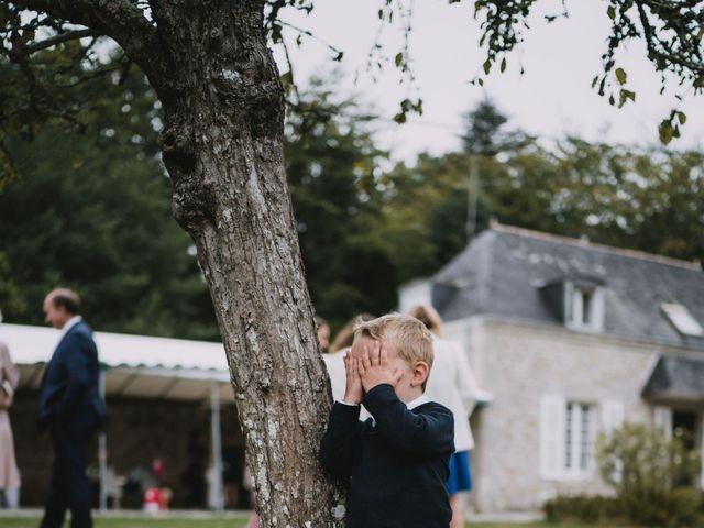 Le mariage de Guillaume et Hélène à Loctudy, Finistère 178