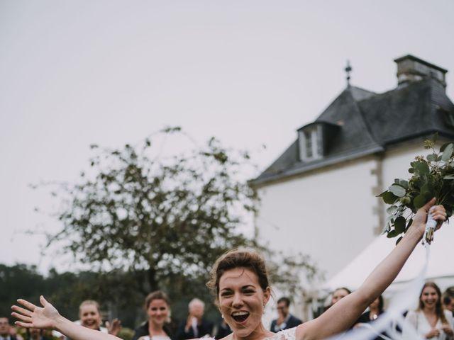 Le mariage de Guillaume et Hélène à Loctudy, Finistère 197