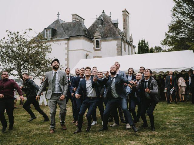 Le mariage de Guillaume et Hélène à Loctudy, Finistère 203