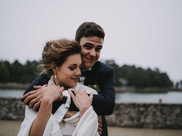 Le mariage de Guillaume et Hélène à Loctudy, Finistère 214