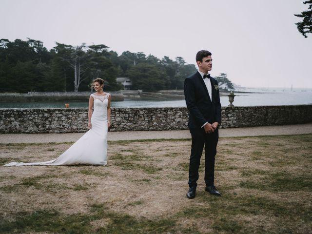 Le mariage de Guillaume et Hélène à Loctudy, Finistère 221