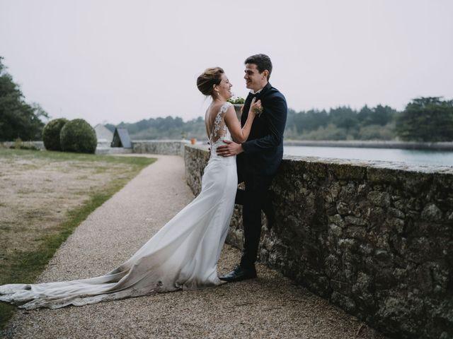 Le mariage de Guillaume et Hélène à Loctudy, Finistère 223